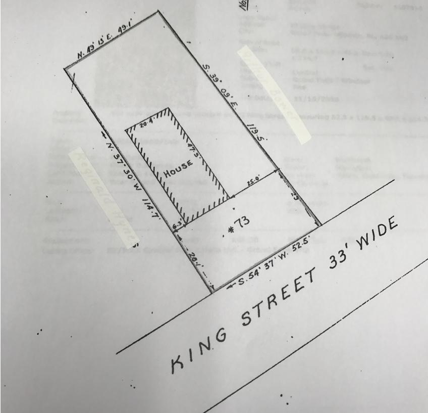 73 King Street